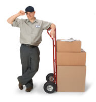 Brampton Furniture Mover/Driver Required - $15 an Hour