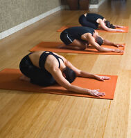 $70 for 5 HOT YOGA classes