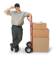 MOVERS AVAILABLE FOR TOMORROW & WEEKEND CALL AT 1-800-766-3084