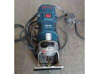 Bosch Pro GKF600 Palm Router 240v