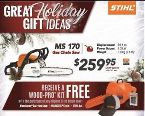 Stihl Christmas Gift Ideas!