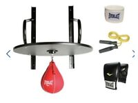 Everlast Boxing Punchbag Speed Bag Kit RRP £70