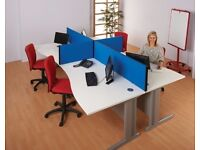 Office Chairs, Office Furniture, Call Centre set up, Office Computers and Laptops.