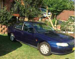 1998 Holden Commodore Sedan Minto Campbelltown Area Preview