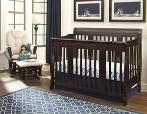 CRIB 4-IN-1 CONVERTIBLE CRIB BY STORKCRAFT