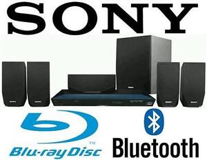 REFURB SONY BR HOME THEATRE SYSTEM - 114531962 - 3D WIFI BLU-RAY PLAYER