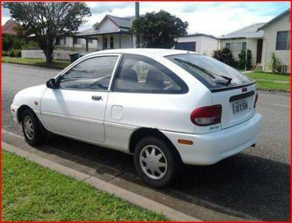 1998 Ford Festiva Gloucester Gloucester Area Preview