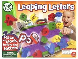 Leaping Frog Letters game NEW