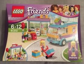 LEGO Friends Heartlake Gift Delivery Set - Brand New and Sealed