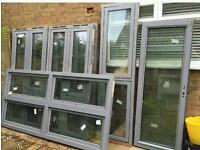 JELD WEN high spec structural windows argon filled