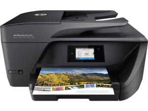 HP OfficeJet Pro 6968 All-in-One Printer_brand New colored