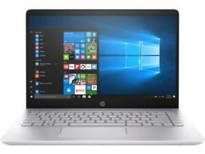 Like New HP Pavilion Notebook 14-bf108ca 14 Laptop Core i5-7200U 2.5GHz CPU 8GB RAM 240GB SSD Windows 10