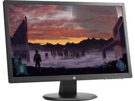 """HP FULL HD 24"""" Monitor"""