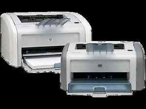 Hp laserjet 1020, Windows 10