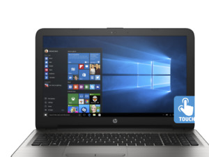"New HP 15"" Touch Screen, Quad Core A10-9600P, 6gb ram,1tb Hdd"