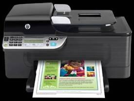 HP Officejet 4500 Wireless All-in-One Printer - G510n Fax Copier Scanner Printer