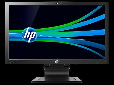 21.5 inch HP Monitor w/ built-in webcam and speakers