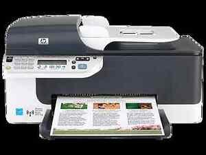HP OfficeJet J4680 All-In-One Printer