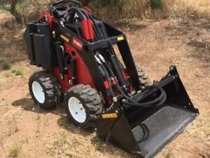 TORO 323  WHEEL LOADER W/ 4-IN-1 BUCKET Aldinga Beach Morphett Vale Area Preview