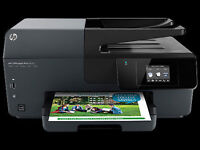 HP Officejet Pro 6830 Fax / copier / printer / scanner | A4 | ink | Duplex