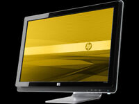 HP 2310ti multi-touch monitor fully functioning touch screen