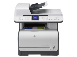 HP Color LaserJet CM1312nfi Multifunction Printer (no toner)
