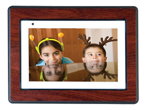 """HP 7"""" Digital Picture Frame widescreen"""