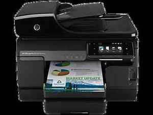 HP 8500A printer with ink London Ontario image 1