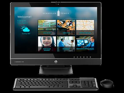 HP EliteOne 800 All-in-One - 1 Yr HP Warranty + Keyboard & Mouse