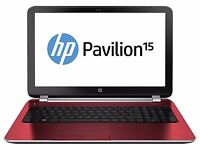 RED HP 15 / INTEL I3 1.80 GHz/ 6 GB Ram/ 1TB HDD/ HD GRAPHICS 4000/ HDMI/ USB 3.0/ WIN 8