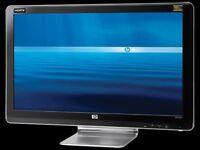 HP 2309m 23 inch diagonal full HD LCD monitor - FV588AA