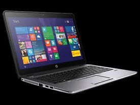 Hp-EliteBook-840-G1-Laptop 14inch Core-i5-4300U,4GB RAM,320 GB HD,ULTRA PORTABLE