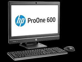 Brand new HP ProOne 600 G1 All in one PC for sale