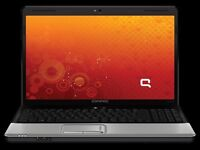 "Mint Compaq 15.6"" Windows 7 Laptop. 4GB-160Gb-HDMI-Webcam-WiFi-DVD-RW-AMD Dual Core 2.1Ghz"