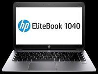 HP Elite book Folio 1040 G1 Touch Screen