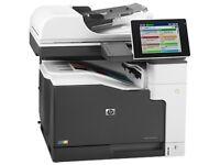 HP Laserjet 700 colour MFT M775 - like new