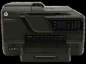 HP Officejet Pro 8600 mint with $180 in HP toners unopened