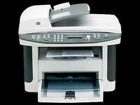 HP LaserJet M1522nf Multifunction Network Printer - Print | Scan | Copy | Fax