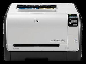 HP LaserJet CP1525nw Colour Printer