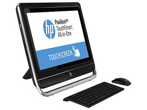 "New / Open Box HP 23"" Touch AiO PC Win 8.1 AMD-A8 Quad 6GB 1TB"