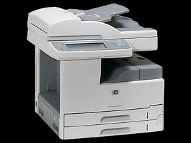 To swap HP LaserJet M5025 Multifunction Printer Q7840A Mfu photocopier office A4 A3 free delivery