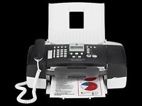 HP Officejet J3680 All-in-One - multifunction printer ( color, fax ) Series