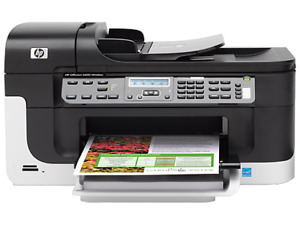 HP 6500 OFFICEJET FAX AND SCANNER, NOT PRINTING