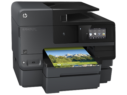HP Officejet Pro 8630 e-All-in-One Printer   Print professional