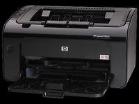 HP P1102W LaserJet Pro Mono Laser Printer