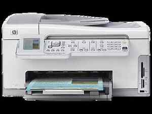 Used HP C6180 All in one Printer for sale, works great!