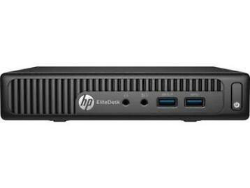 Hp elitedesk 705 g2 a12-8800b/ 8gb/ 256gb ssd/ w10/ wifi