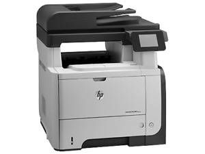 HP LaserJet Pro MFP M521dn B/W  laser multi-function printer