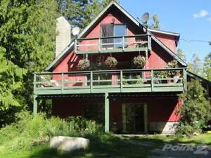 Homes for Sale in Mabel Lake, Lumby, British Columbia $669,900