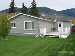 Homes for Sale in Village, McBride, British Columbia $199,000